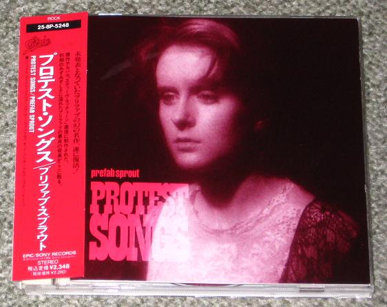 Prefab Sprout - Protest Songs EP