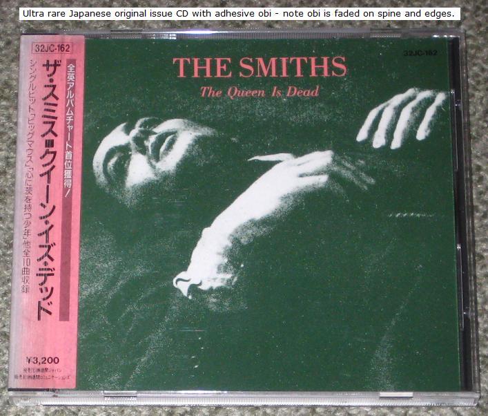 Smiths - The Queen Is Dead - Original