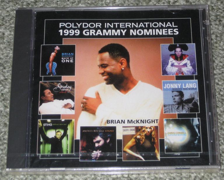 1999 Grammy Nominees