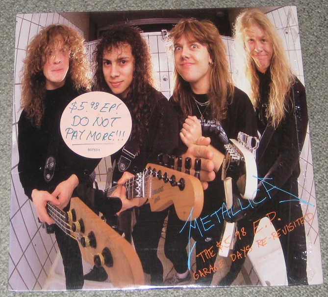 Metallica - The $5.98 E.p.
