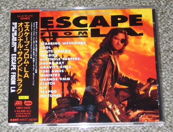 Escape From La Soundtrack