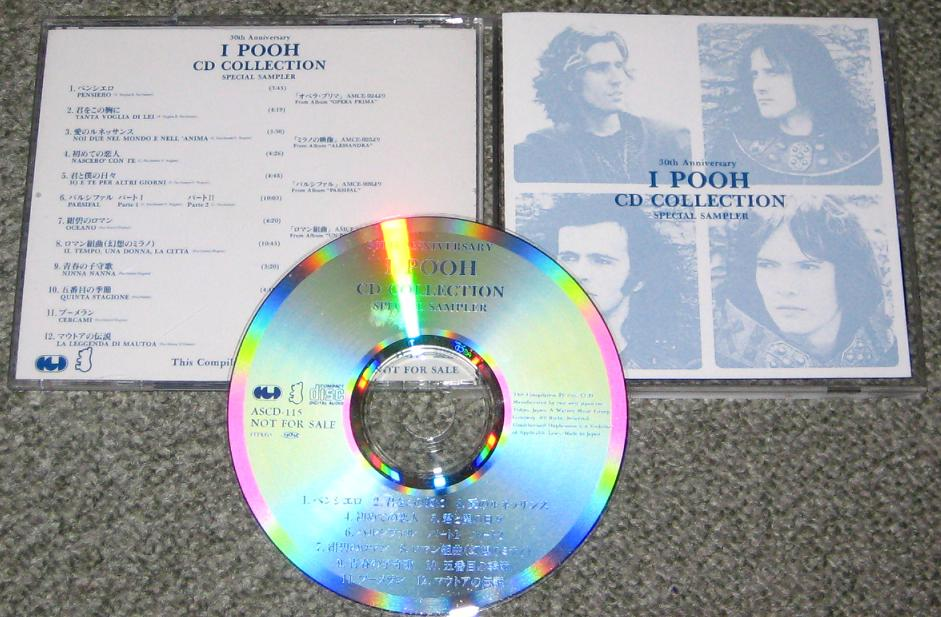 I POOH - 30th Anniv. Special Sampler - CD