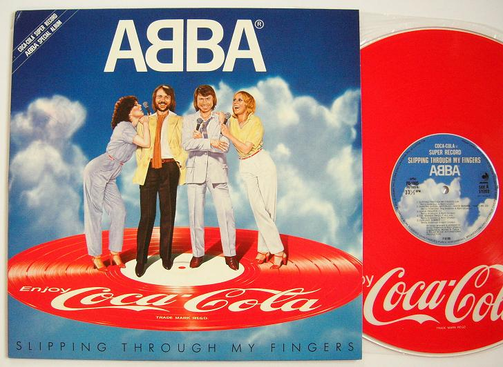 Slipping Through My Fingers Lp - Abba