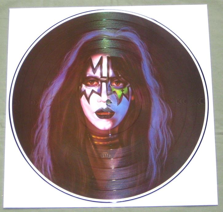 Kiss (Ace) - Ace Frehley - Orig Picture Lp