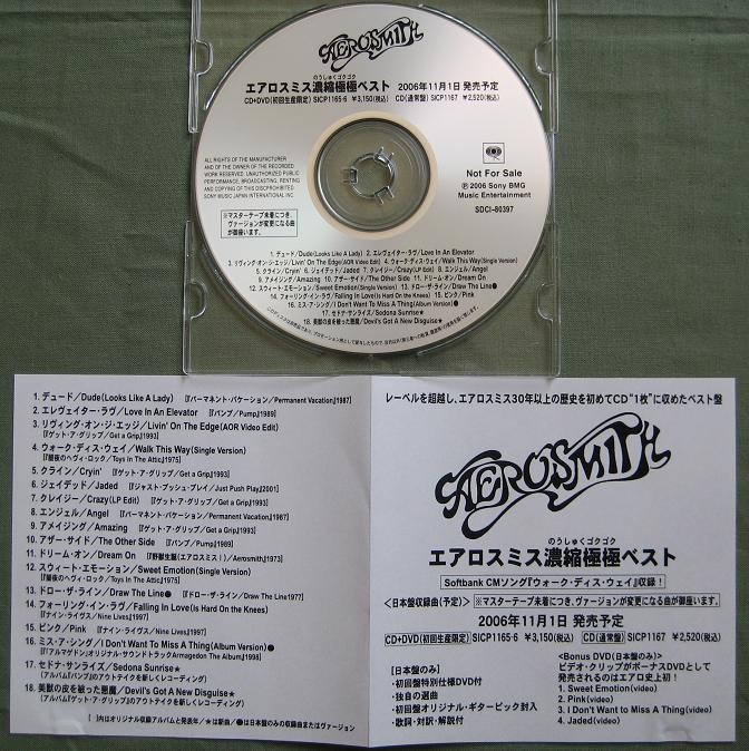 Aerosmith - Aerosmith Devil's Got/best