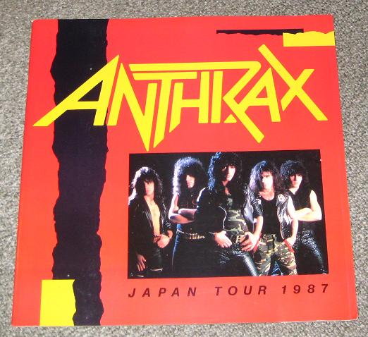 Japan 1990 Tour Itinery
