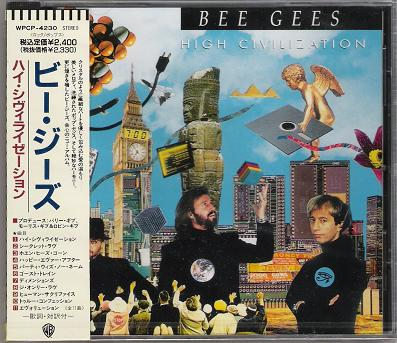 Bee Gees - High Civilization Album