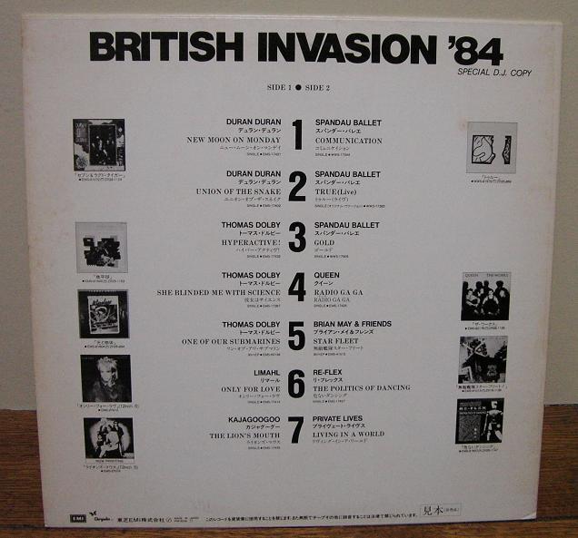 British Invasion '84