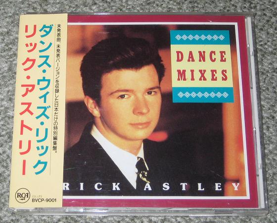 Astley,Rick Dance Mixes CD