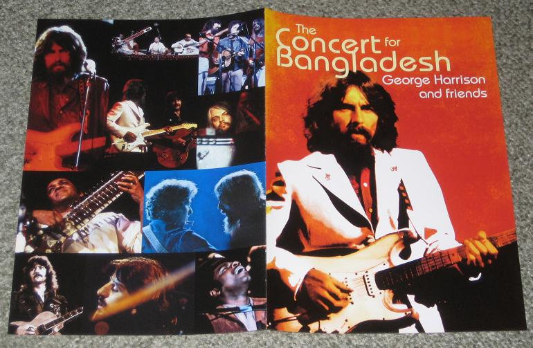 Beatles (G. Harrison) - The Concert For Bangladesh CD