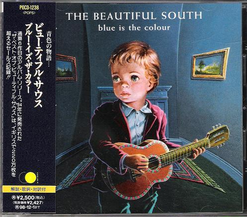 Beautiful South - Blue Is The Colour EP