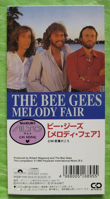 Bee Gees -  vinyl records and cds