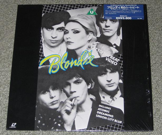 Blondie Eat To The Beat Records, LPs, Vinyl and CDs ...