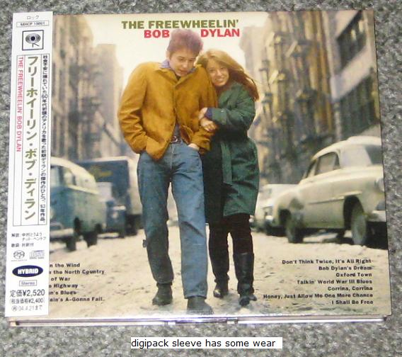 Dylan, Bob - The Freewheelin'