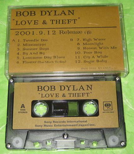Dylan, Bob - Love + Theft