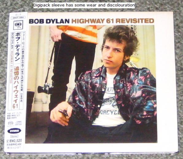Dylan, Bob - Highway 61 Revisited EP