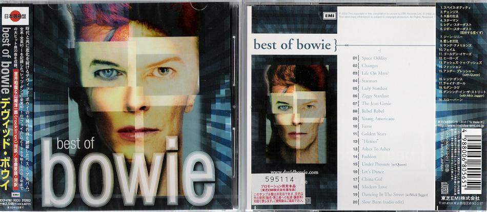 Rolling Stones (Mick) - Best Of Bowie