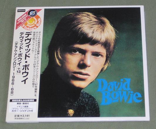 Bowie, David - David Bowie (deram Anthol)