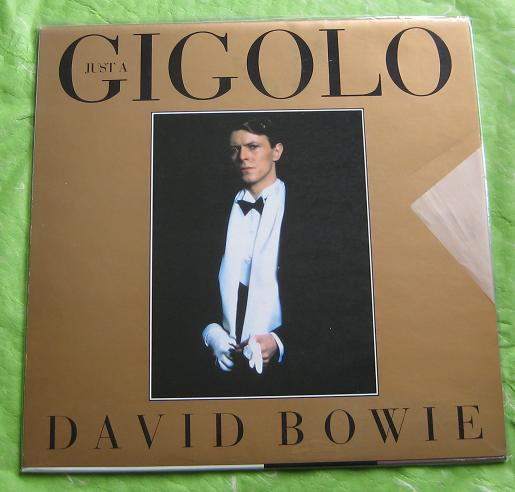 Bowie,David Just A Gigolo VIDEO:LASERDISC