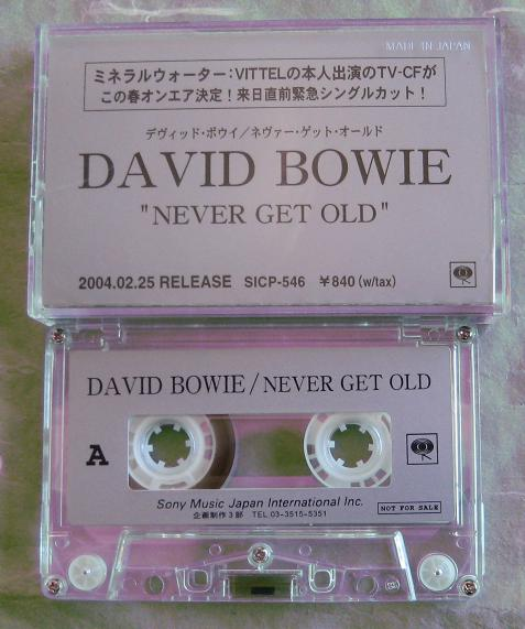 Bowie,David Never Get Old PROCT
