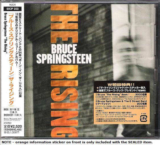 Springsteen, Bruce - The Rising Single