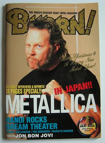 Burrn January 2004