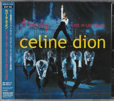 Dion, Celine - A New Day - Live In Las Vegas