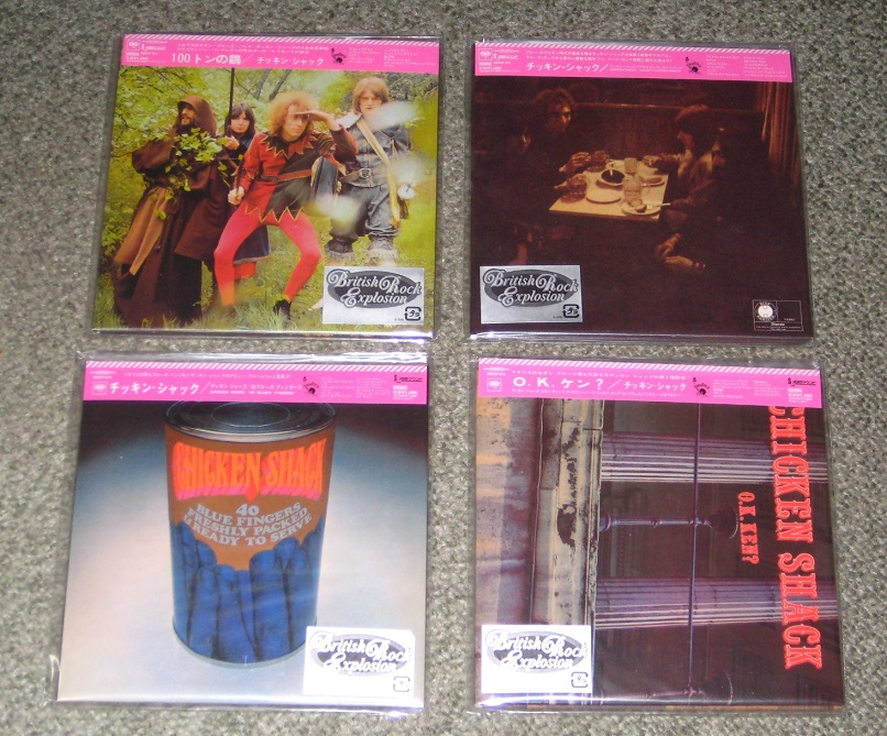 Chicken Shack Records Vinyl And Cds Hard To Find And