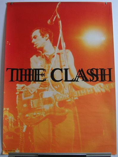 Japanese Clash Promo Poster