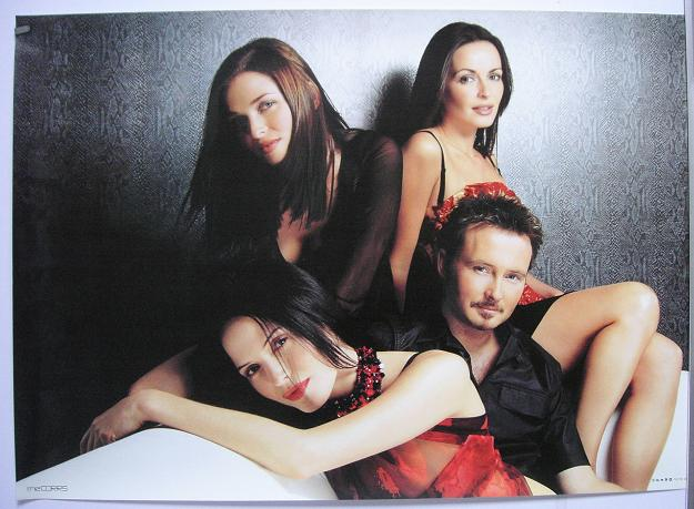 The Corrs Group Poster No.1