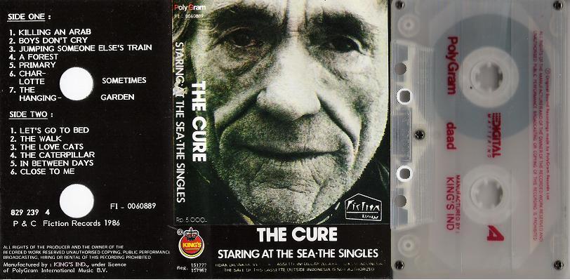 the cure 1986 staring at sea singles flirt