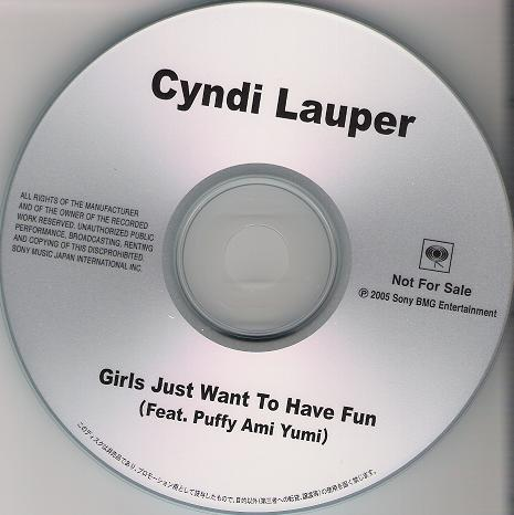 Girls Just Want To Have Fun - Lauper, Cyndi