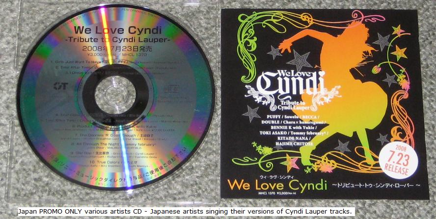 We Love Cyndi