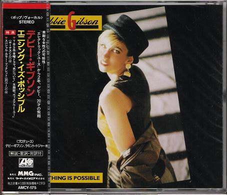 Gibson,Debbie Anything Is Possible CD1