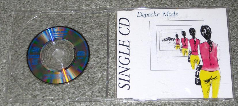 Depeche Mode - Dreaming Of Me 2 Track Cds