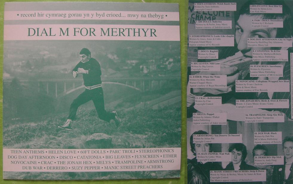 Dial M For Merthyr