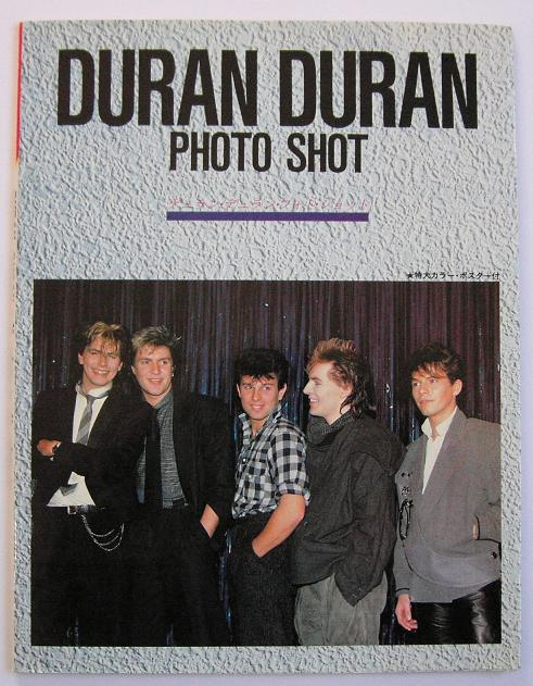 Duran Photo Shoot