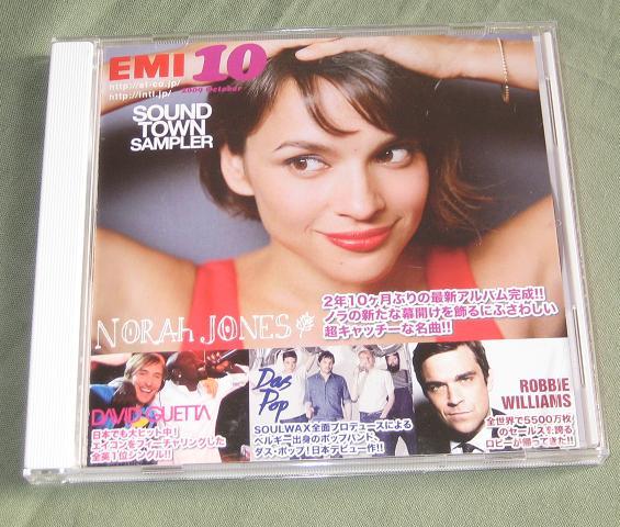 Emi Town Sampler Oct 2009