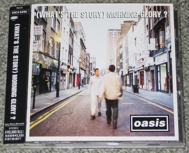 Oasis - Morning Glory Record