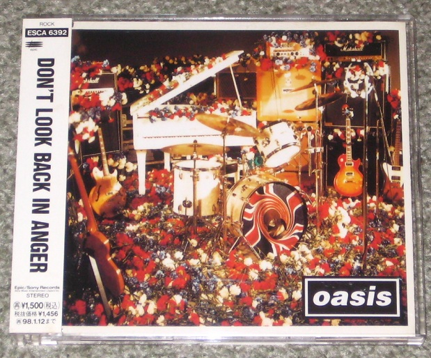 Oasis - Don't Look Back In Anger CD