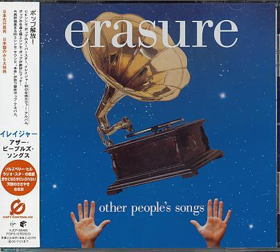 Erasure - Other People's Songs Album