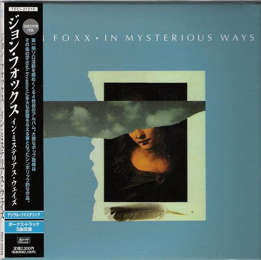 Foxx,John In+Mysterious+Ways CD