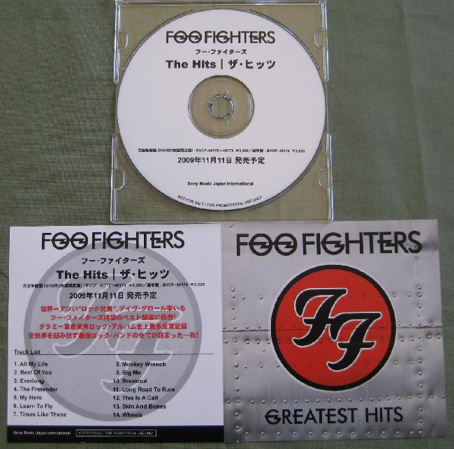 Recordhit: Foo Fighters Greatest Hits Records, LPs, Vinyl And CDs