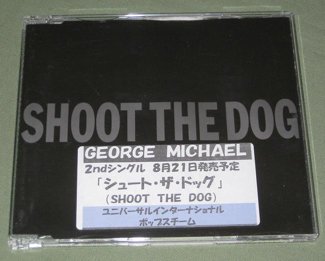 Michael, George - Shoot The Dog
