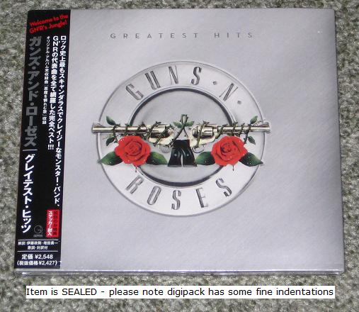 Greatest Hits - Guns 'n' Roses