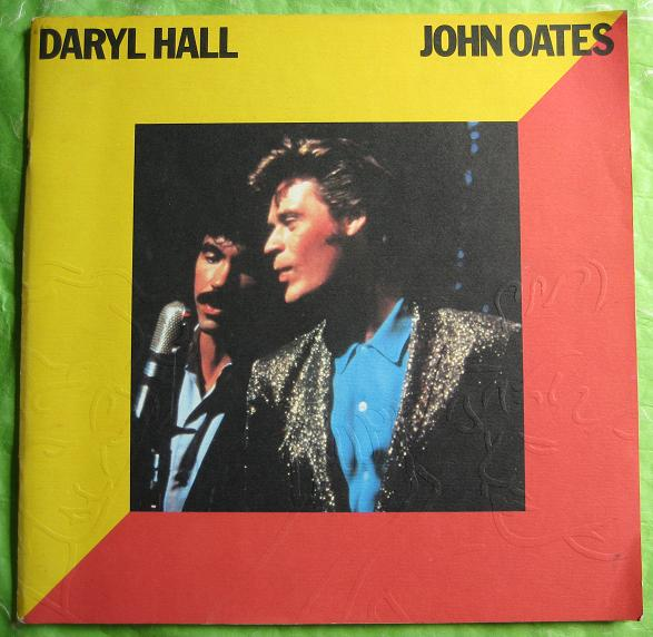 Hall And Oates Japan 1984 Tour Book BOOK