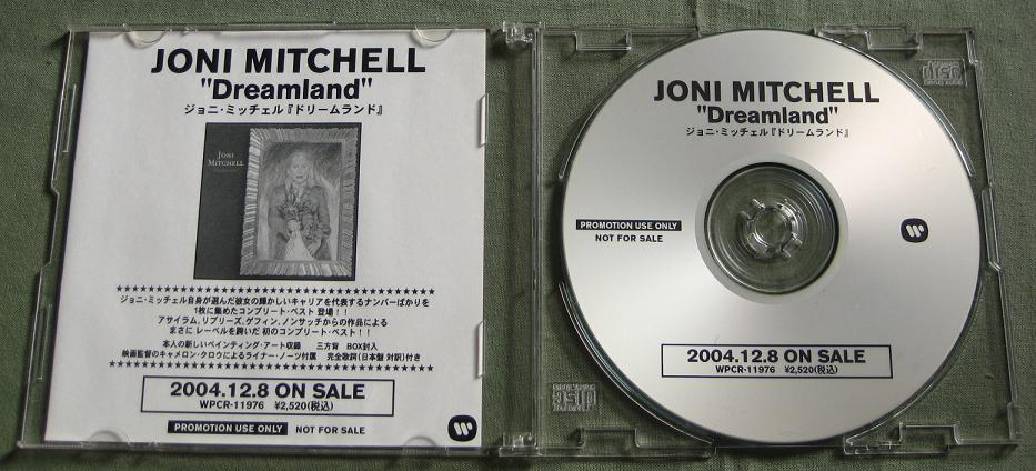 Dreamland - Mitchell, Joni