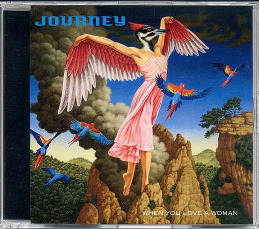 Journey - When You Love A Woman Album
