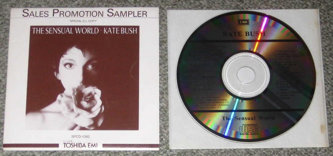 Bush, Kate - Sensual World Special Dj Copy