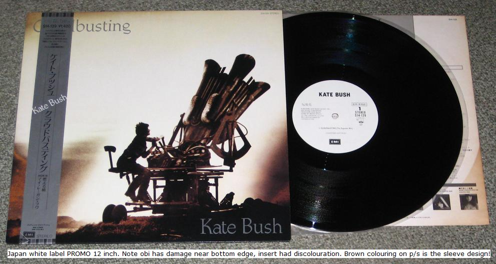 Bush, Kate - Cloudbusting